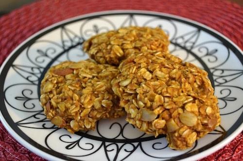 Healthy Spiced Pumpkin Cookies By Health Coach Elizabeth Rider