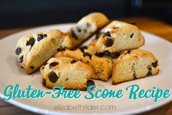 Gluten-Free Scone Recipe Elizabeth Rider