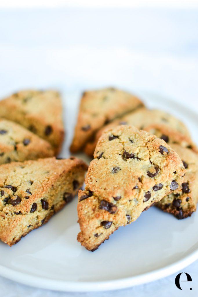 Gluten-Free Scones Recipe Tutorial Elizabeth Rider Blog