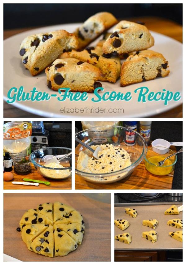 gluten-free scones tutorial