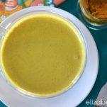 Golden Milk Recipe Elizabeth Rider