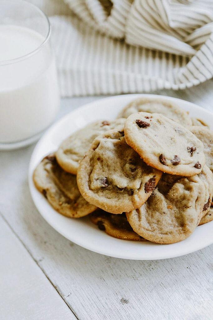 Healthy Chocolate Chip Cookies Gluten Free Elizabeth Rider-2