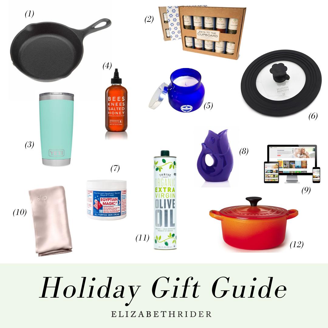Healthy Holiday Gift Guide Elizabeth Rider (1)