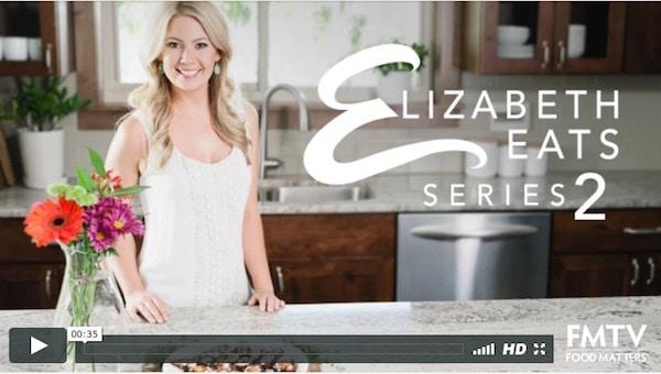 Elizabeth Eats Series 2