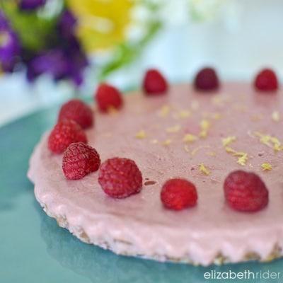 Raw Cheesecake Recipe Elizabeth Rider