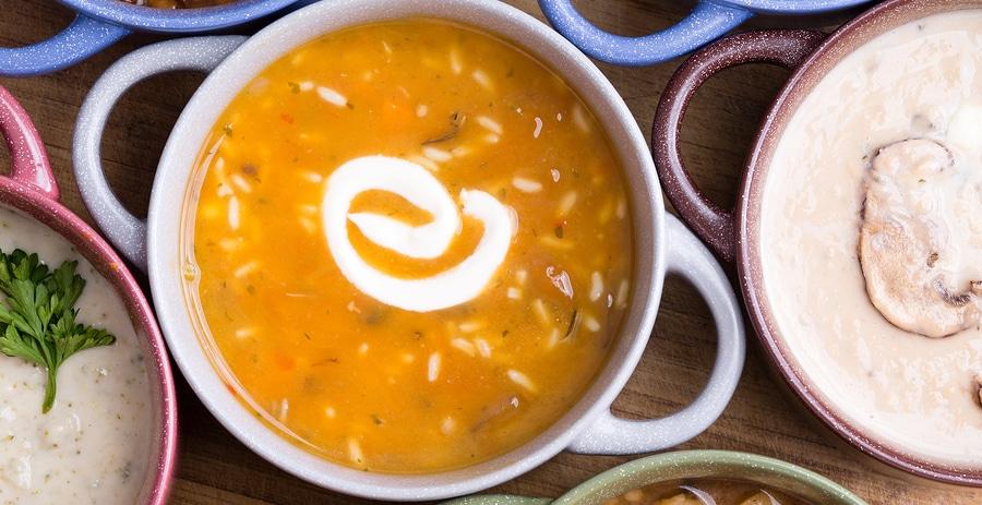 soup recipes elizabeth rider