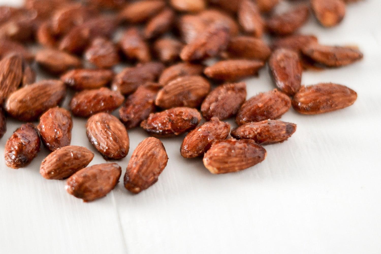 anti inflammatory cardamom vanilla almonds elizabeth rider