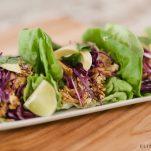 healthy slow cooker chicken tacos Elizabeth Rider