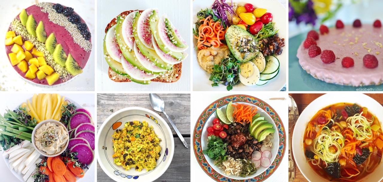 10 healthy spring recipes elizabeth rider