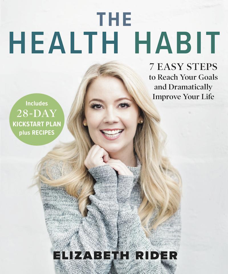 Health Habit Elizabeth Rider