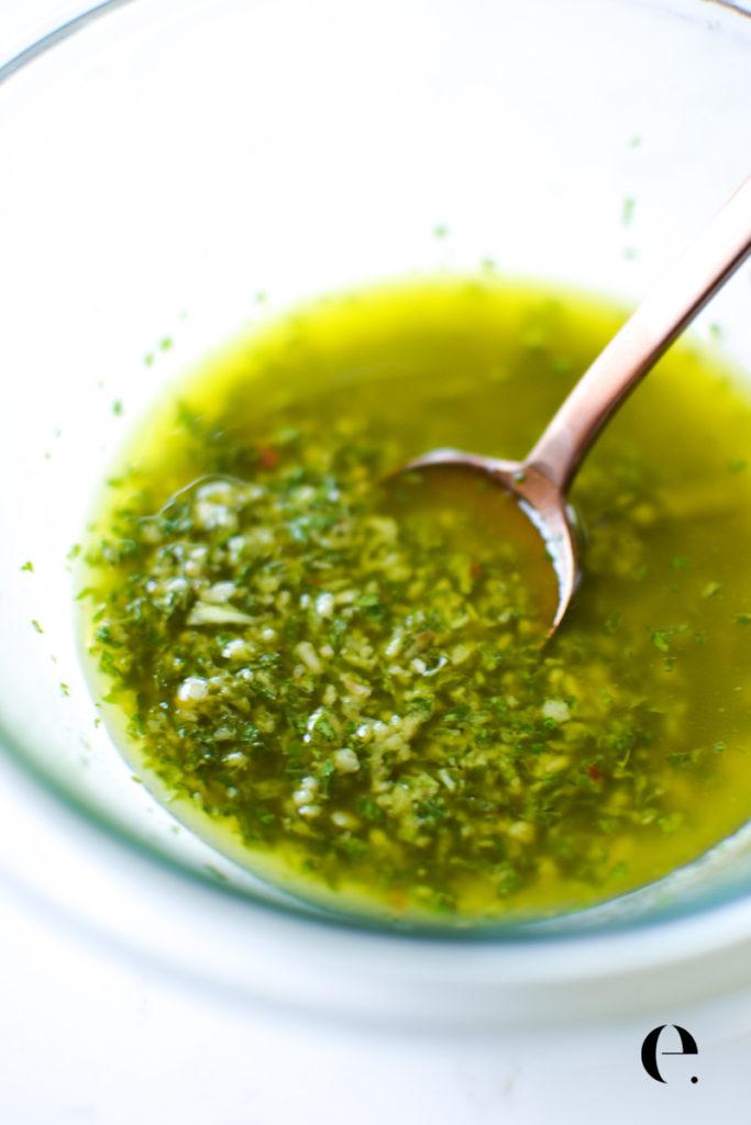 Elizabeth Rider Magic Herb Sauce Recipe