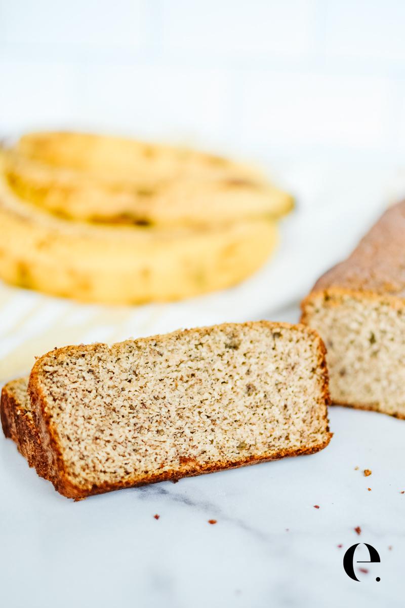 Healthy Banana Bread Recipe Almond Flour Elizabeth Rider