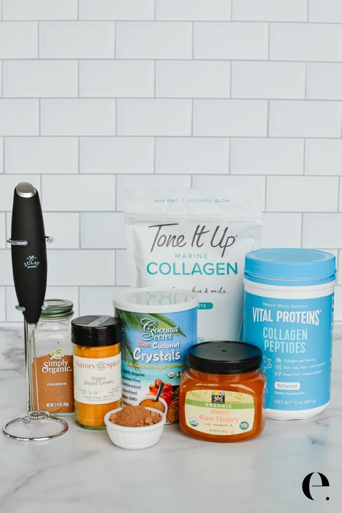 Collagen Hot Chocolate Recipe Ingredients Elizabeth Rider
