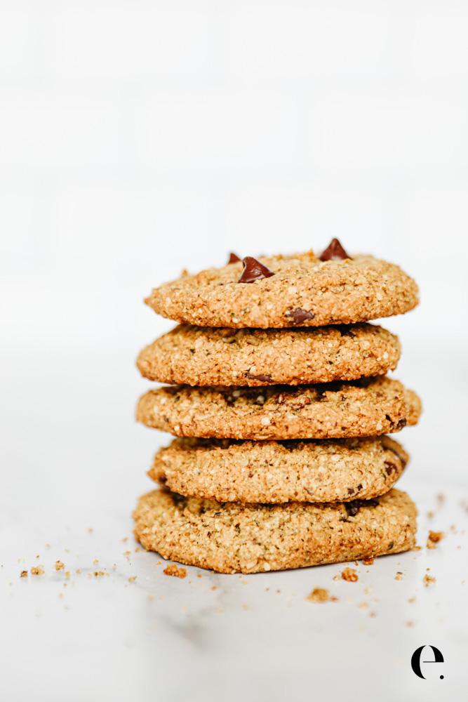 Healthy Power Cookie Recipe Elizabeth Rider