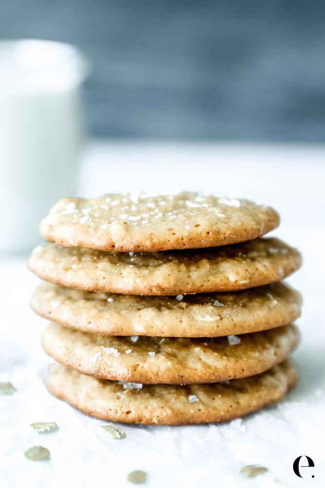 Peanut Butter Oatmeal Cookies Recipe Elizabeth Rider