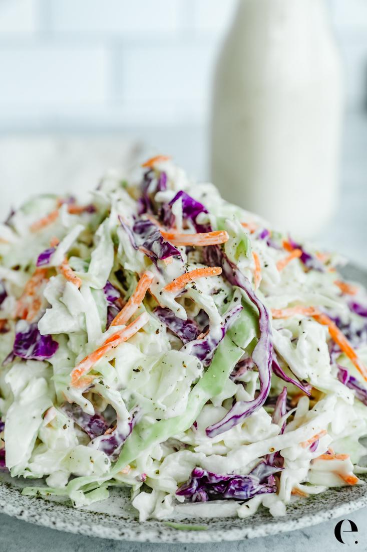 Homemade Coleslaw Dressing Recipe