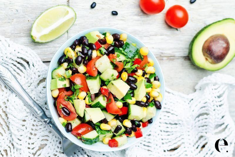 Summer Salad Recipes Elizabeth Rider