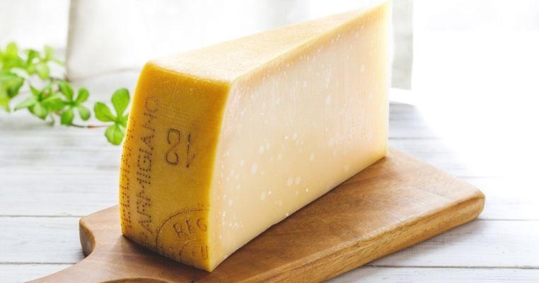 Parmigiano Reggiano healthy